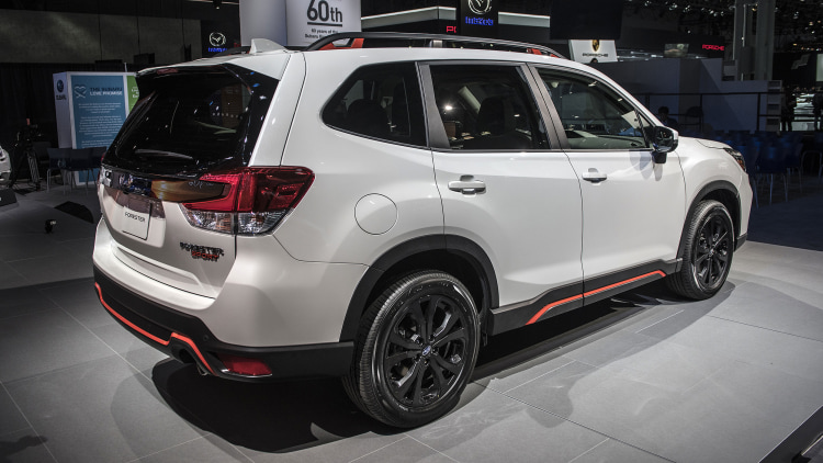 Subaru Certified Pre Owned >> 2019 Subaru Forester Sport: New York 2018 Photo Gallery - Autoblog