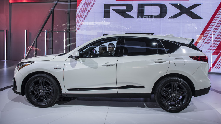 Acura Certified Pre Owned >> 2019 Acura RDX A-Spec: New York 2018 Photo Gallery - Autoblog
