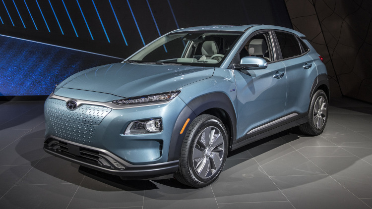 2019 hyundai kona electric new york 2018 photo gallery. Black Bedroom Furniture Sets. Home Design Ideas