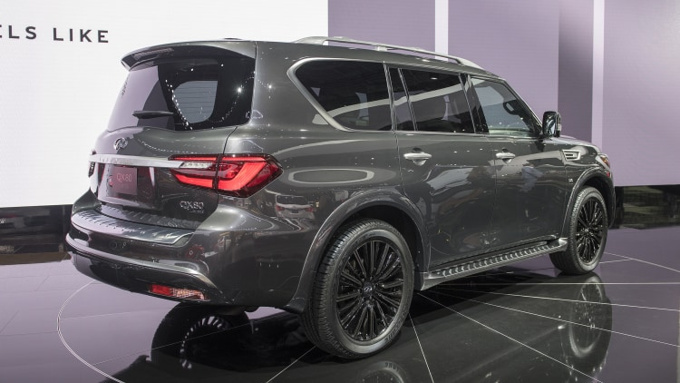 Infiniti Car Models And Prices