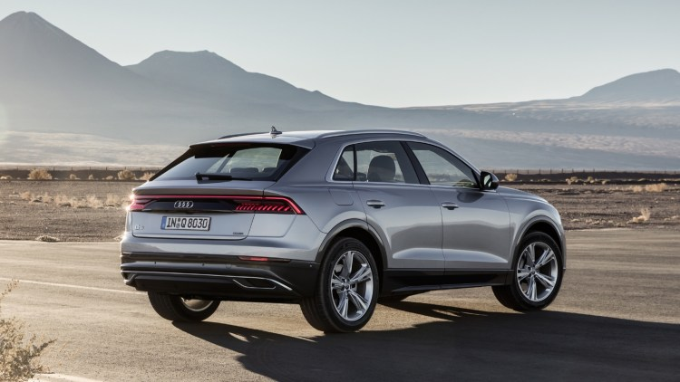 2019 Audi Q8: First Drive Photo Gallery