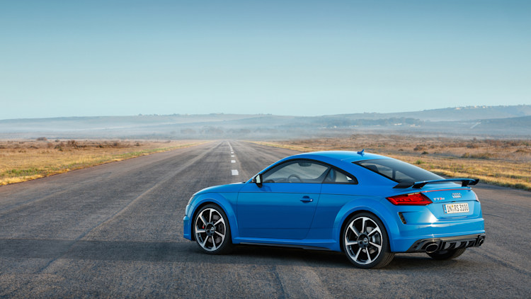 2020 Audi TT RS Coupe and Roadster Photo Gallery   Autoblog