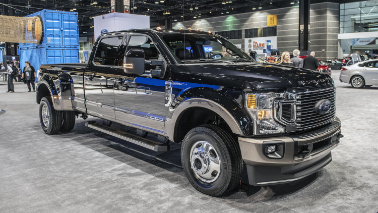ford  series super duty chicago  photo gallery autoblog