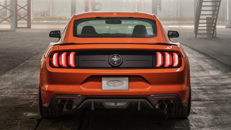 2020 Ford Mustang Ecoboost High Performance Package Apr 15
