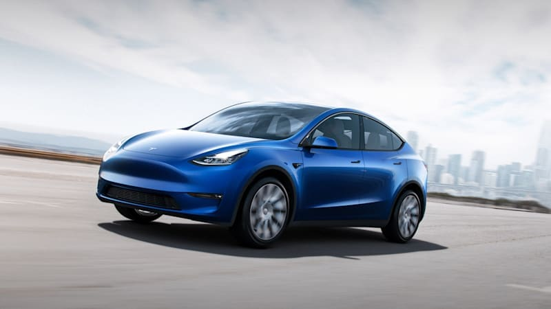 Tesla resurrects referral program with chances to win Model Y, Roadster
