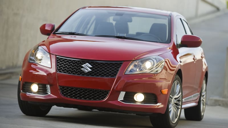 Suzuki recalls nearly 61k SX4s and Kizashis for shifting out of Park