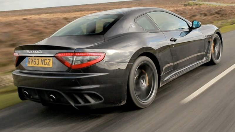 Maserati GranTurismo MC Stradale is an interesting choice in the world of lux GTs