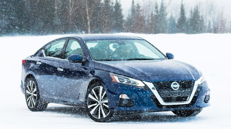 2019 Nissan Altima AWD Second Drive Review | Gaining traction