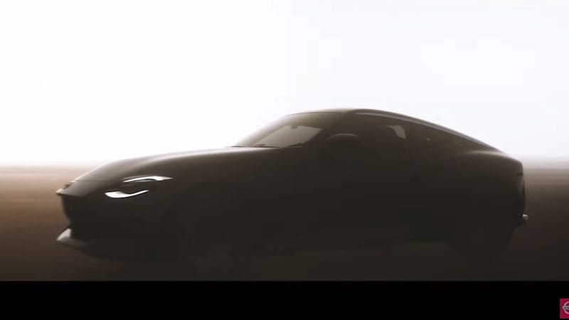 Nissan previews next-generation Z: See it in this official teaser video