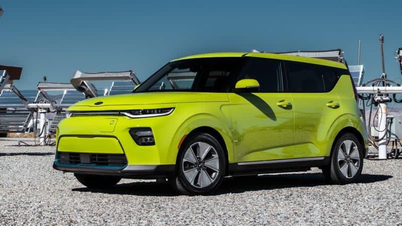 2020 Kia Soul EV earns 243-mile EPA range rating