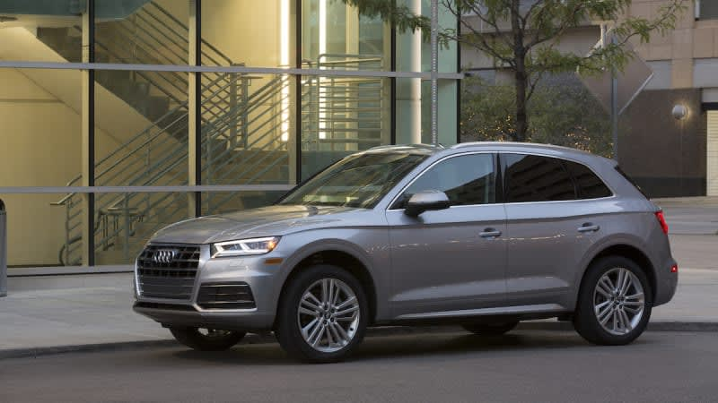 Audi launches subscription service: Here's what $1,395 a month gets you