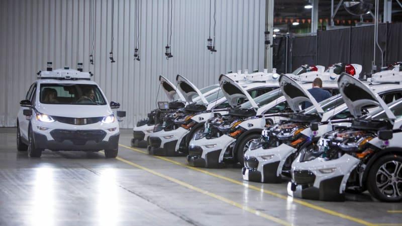 General Motors ups its Bolt EV autonomous fleet to 180 cars