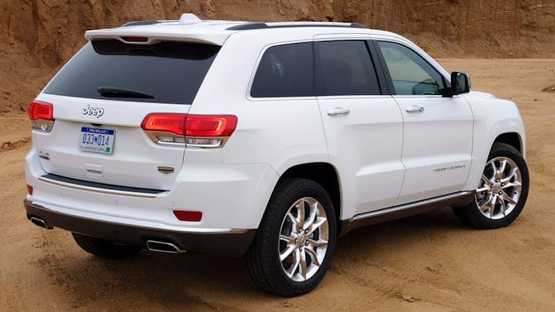 Jeep and Ram diesel owners get $3,075 in lawsuit settlement