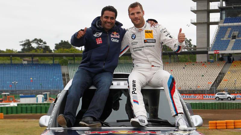 BMW's DTM champ swaps rides with Mini's Dakar winner