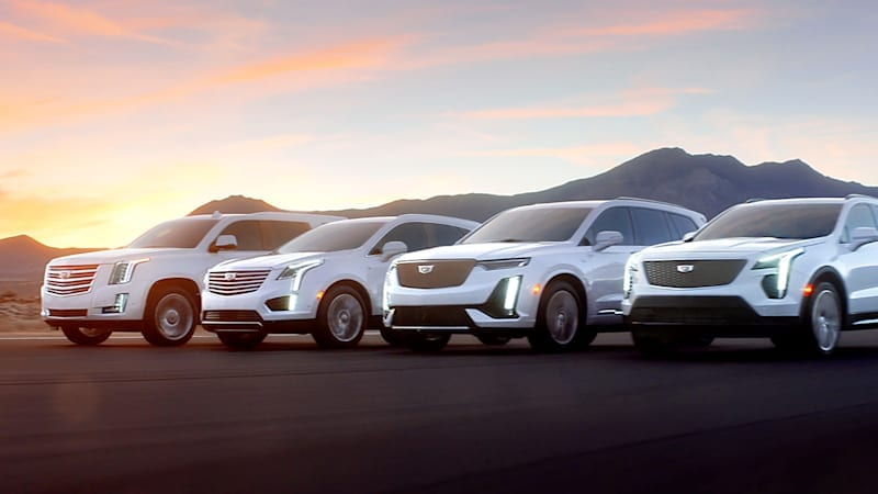 Cadillac puts on a big performance for the Oscars with 'Rise' campaign