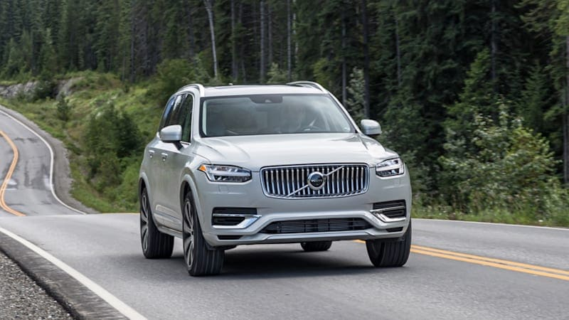 2024 Volvo XC100 Recharge to be Volvo's first foray into crossover coupes
