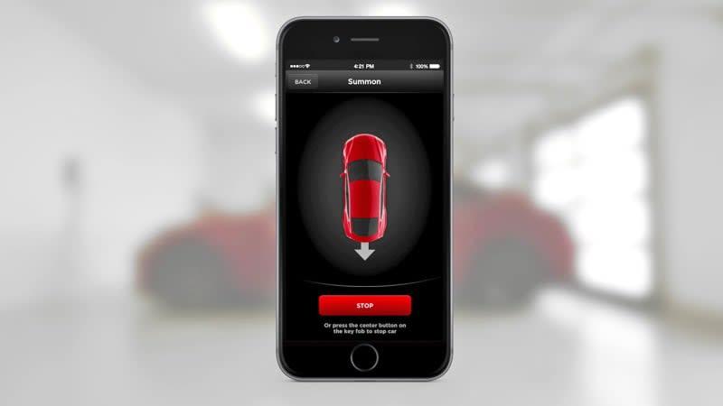 Tesla update helps users avoid self-parking mistakes