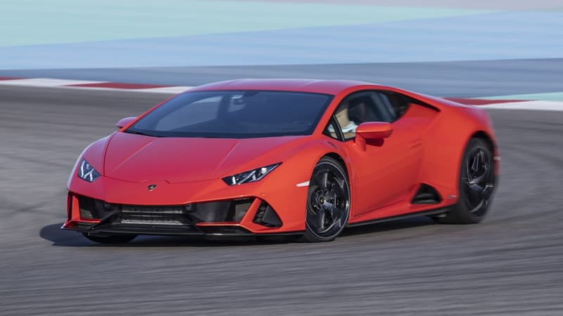 2020 Lamborghini Huracan EVO First Drive Review   Sant'Agata's killer app
