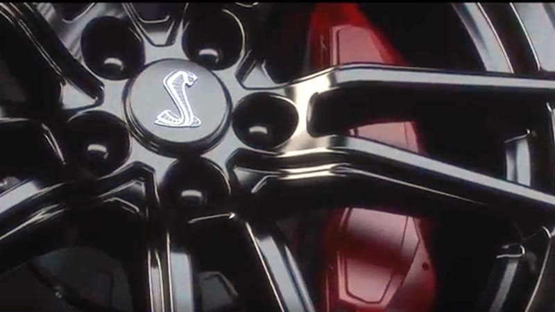 Ford Mustang Shelby GT500 teased with 700+ HP in video