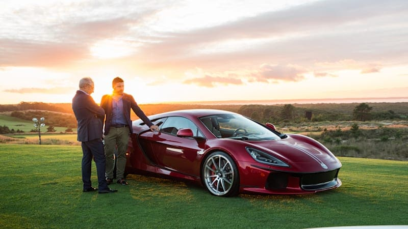 ATS introduces Launch Edition of its rare GT supercar