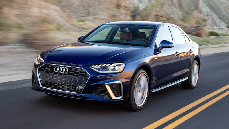 Audi A4 and A5 Sportback earn IIHS Top Safety Pick awards