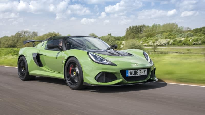 Lotus Exige Sport 410 Quick Spin Review   An unobtainable gem previews an American future