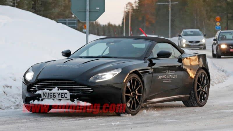 Aston Martin Db9 News And Reviews Autoblog