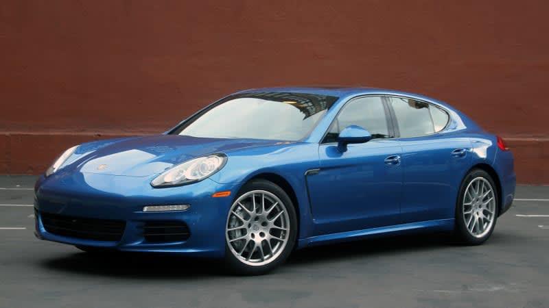 Porsche recalls 100,000 cars due to rollaway risk
