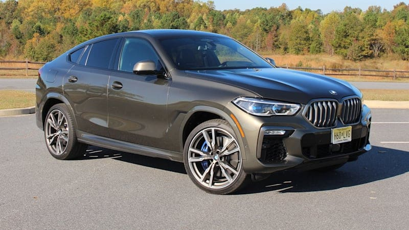 2020 BMW X6 M50i Drivers' Notes | More speed, less boot