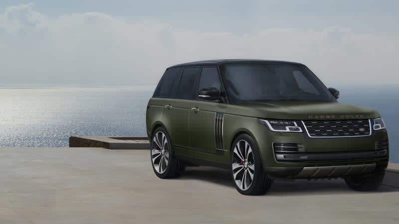Range Rover gets even more posh with SVAutobiography Ultimate editions