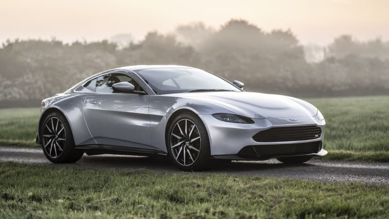 Aston Martin Vantage gets fresh new nose from Revenant Automotive