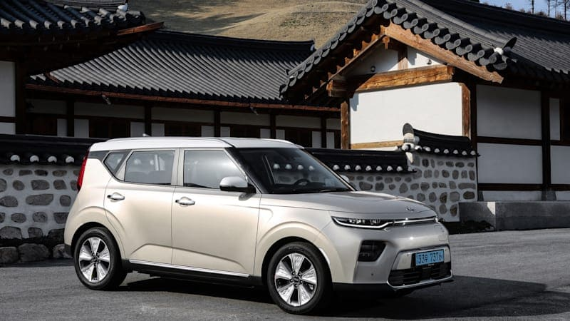 Supply issues force Kia to delay new Soul EV until 2021 model year