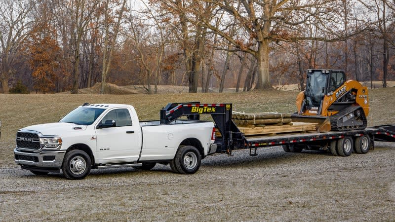 2019-20 Ram 2500 and 3500 trucks recalled for bed step that can fail