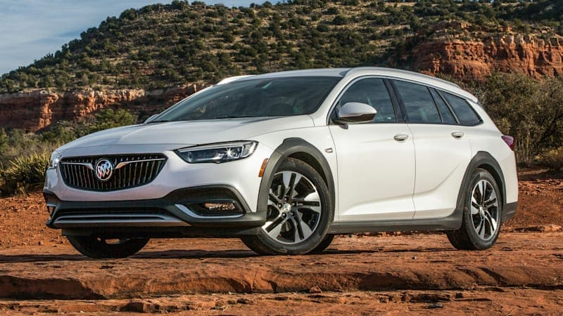 2019 Buick Regal TourX sells better than expected, has brand's wealthiest buyers