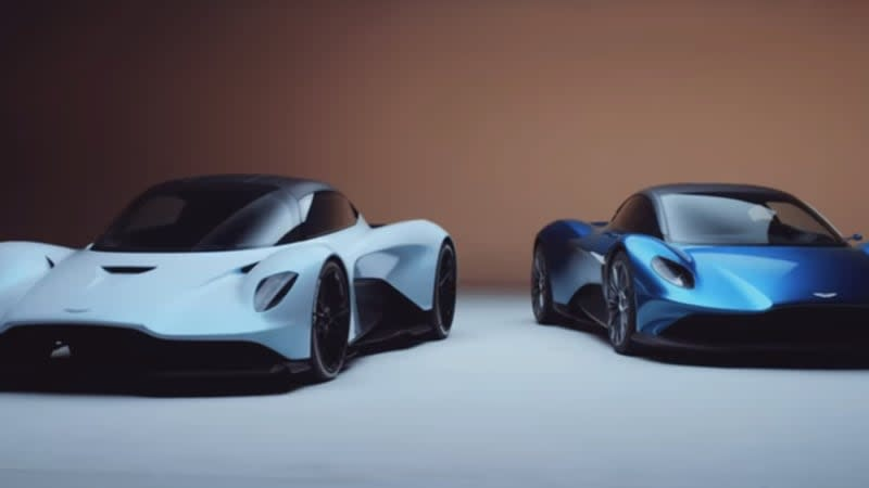 'Top Gear' takes us inside the Aston Martin Project 003