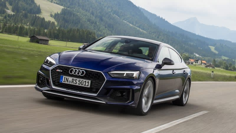 2019 Audi RS 5 Sportback First Drive Review   Real-world speed, unworldly utility