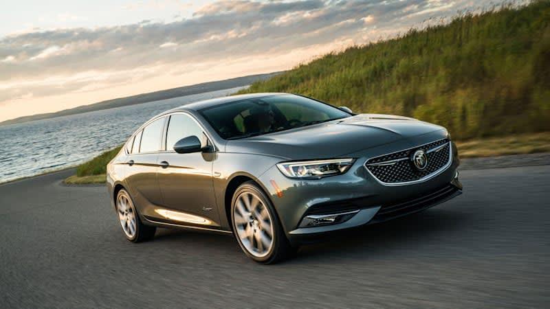 2019 Buick Regal to get Avenir luxury treatment