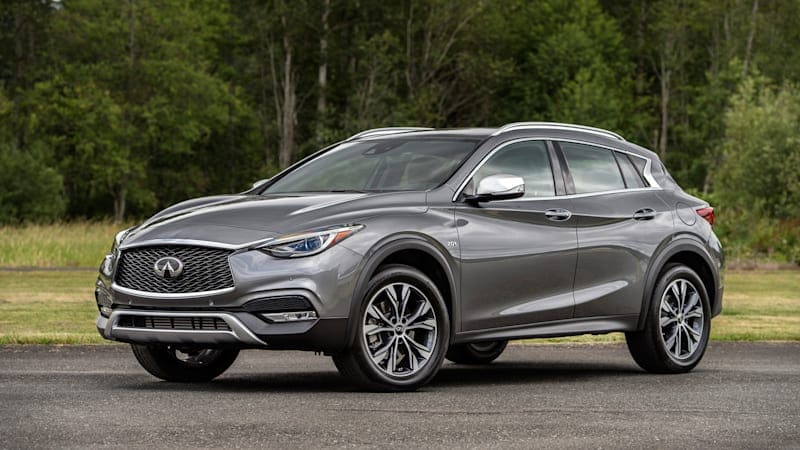 Infiniti is pulling out of Western Europe, cutting models