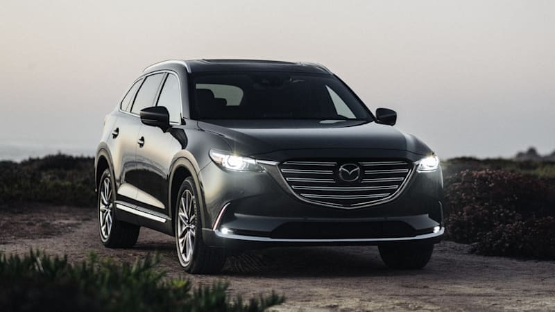 2020 Mazda CX-9 gets more torque and second-row captain's chairs