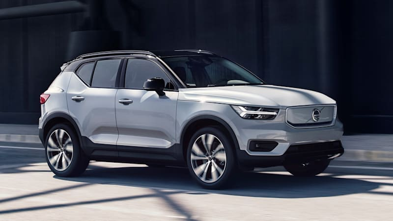 Volvo says XC40 Recharge sees strong initial demand