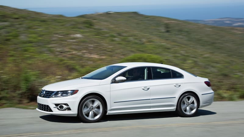 Some 2015-16  VW CC and Tiguan airbags could unexpectedly deploy or not work at all