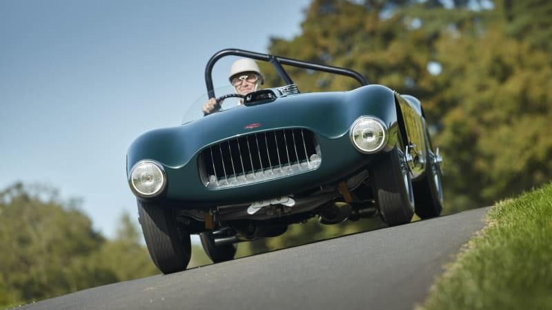 England's Allard rises from 62-year slumber to make continuation cars