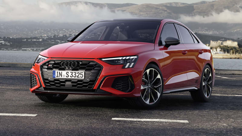 2022 Audi A3 and S3 pricing out, starts at just under $35,000