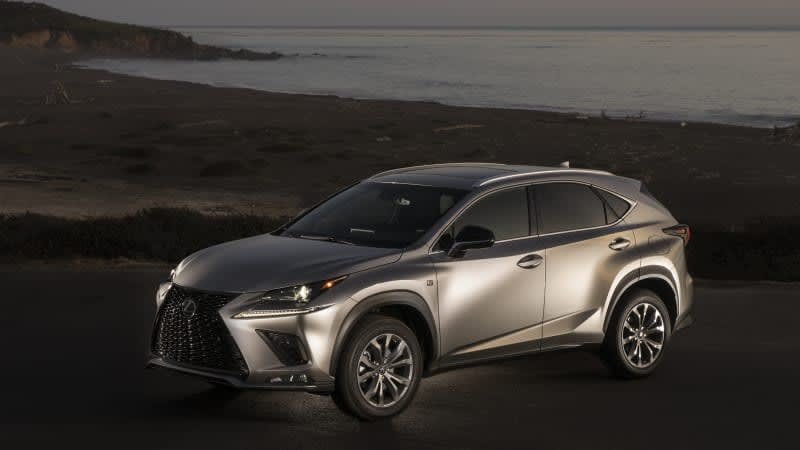 2021 Lexus NX 300 and NX 300h stick to the formula