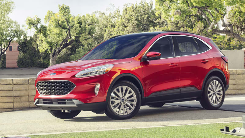 2020 Ford Escape Hybrid to get approximately 39 mpg