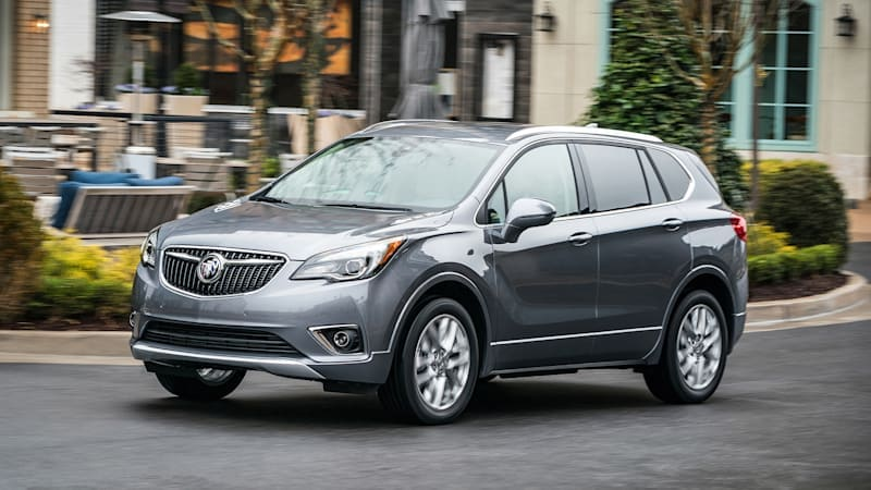 GM seeks to exempt Buick Envision from U.S. auto tariffs