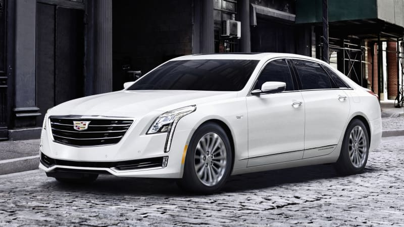 Chinese-made Cadillac CT6 Plug-In starts US sales