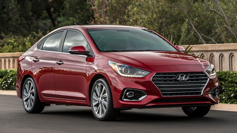 Hyundai Accent Reviews >> Hyundai Accent News Photos And Reviews Autoblog