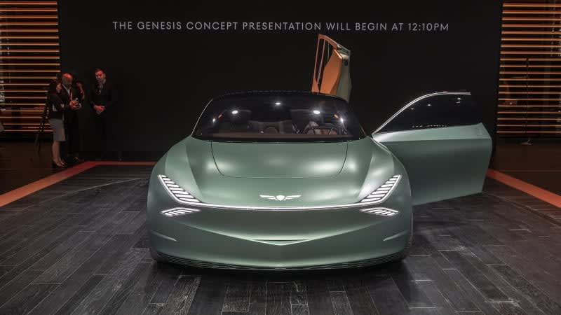 Nyc Auto Show 2020.New York Auto Show News And Photos Autoblog