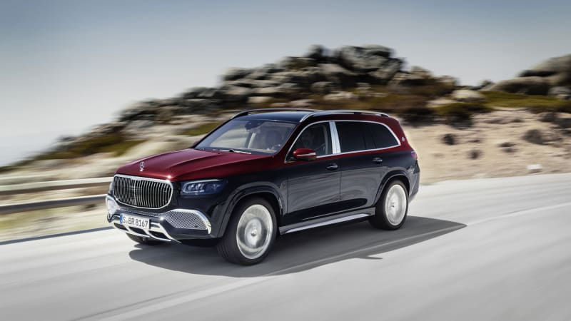 Maybach-branded GLS becomes Mercedes-Benz's most expensive SUV